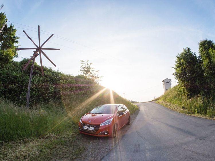 Streetphotography Austria Styria Graz EyeEm Best Shots Taking Photos Peugeot 208 Great Performance OpenEdit
