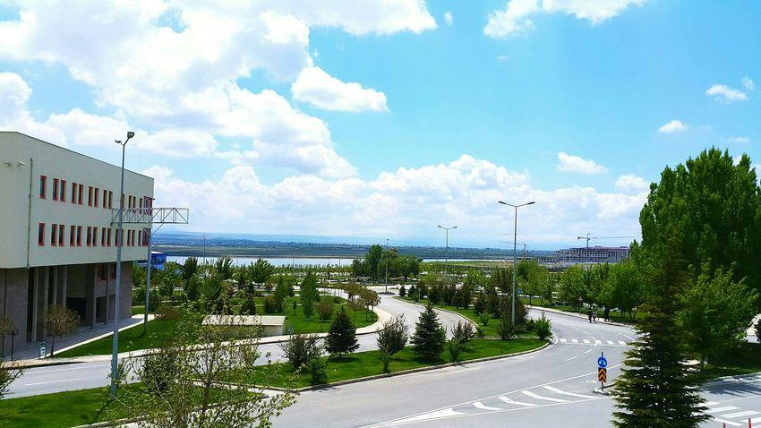 Niğde Niğdee Nigdeuniversitesi Turkey University Campus