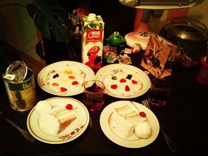 День рождение моей Любимой подругу):-P