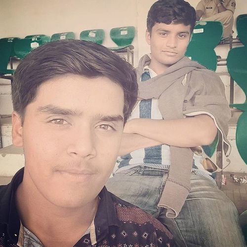 At the end of the day 2 IndvsSA 😎😎 Microsoft_selfie