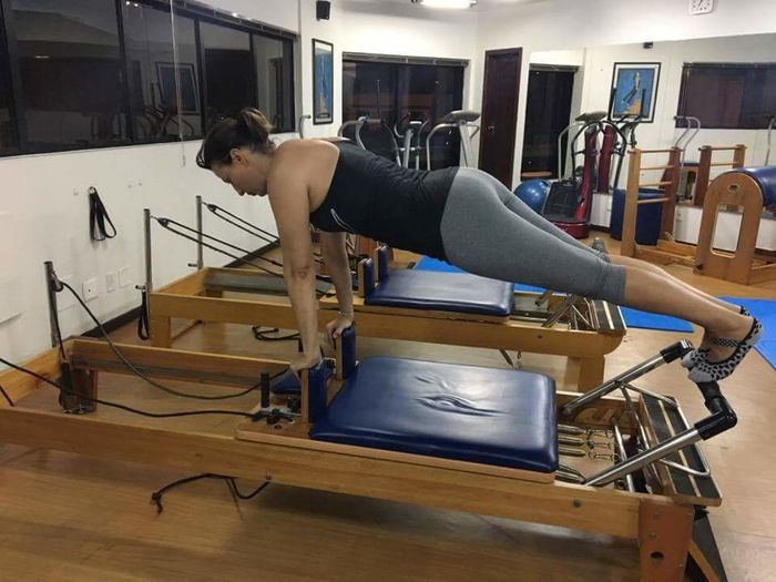 Pilateslove Pilatesbrasil Pilates Gym Pilateslovers First Eyeem Photo