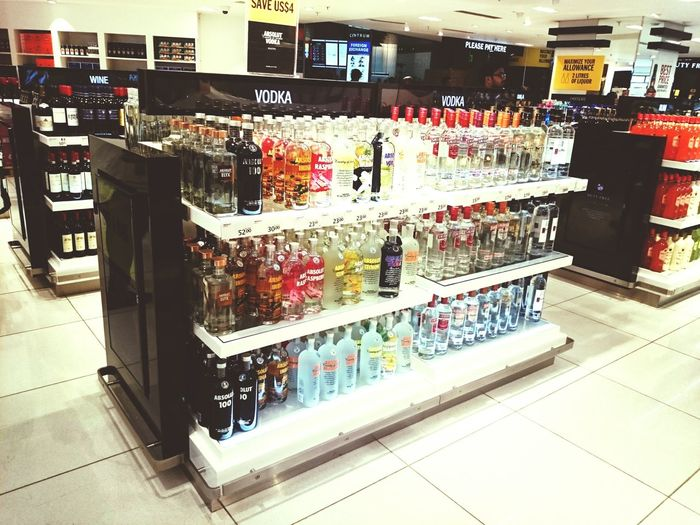 This is what heaven looks like. Absolut Vodka Check This Out First Eyeem Photo