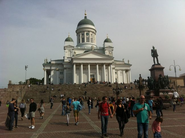 Helsinki Cathedral. Architectural Column Cathedral Church Dome Helsingin Tuomiokirkko Helsinki Cathedral Helsinki,finland Travel Destinations