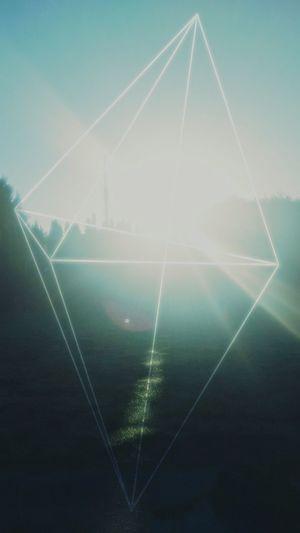 Polly Soullessphotography Phoneography Autodeskpixlr Pixlr Sunrise Polyhedron EyeEm