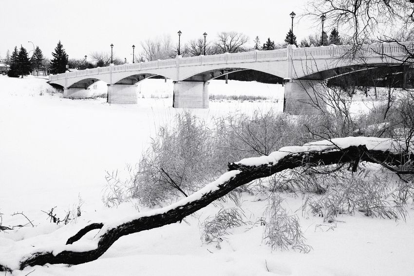Arches. Shapes And Forms Howiseethings Bridge Arch Architecture_collection Fujifilm_xseries FUJIFILM X-T1 Fujifilm Xt1 Fujixt1 Showcase: January It's Cold Outside Winter_collection Naturesbeauty Discover Your City Winnipeg Assiniboine Park Charming Old World