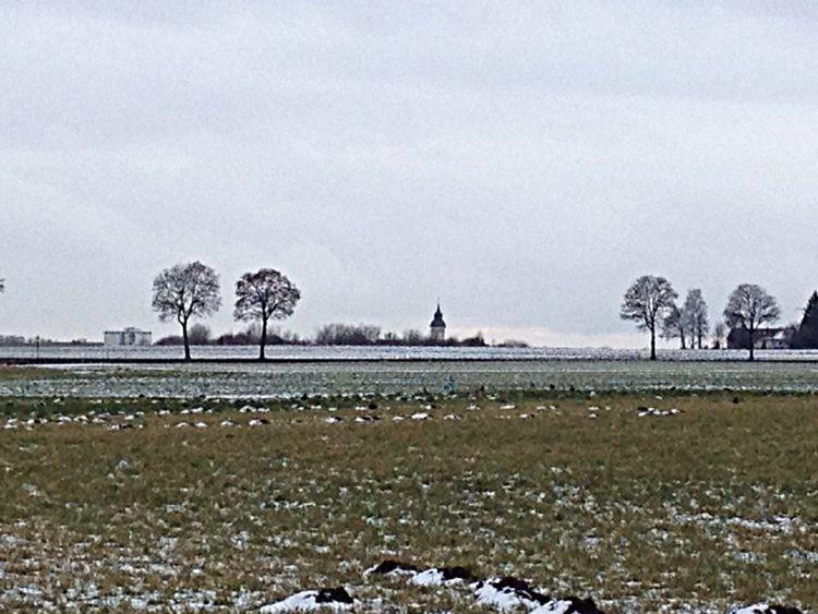 Kirchturm Erding Bavaria