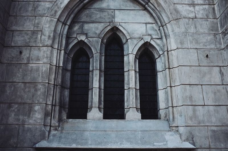 Showcase: February Classic Historical Building Window Stone Stone Wall Texture Rock Curch