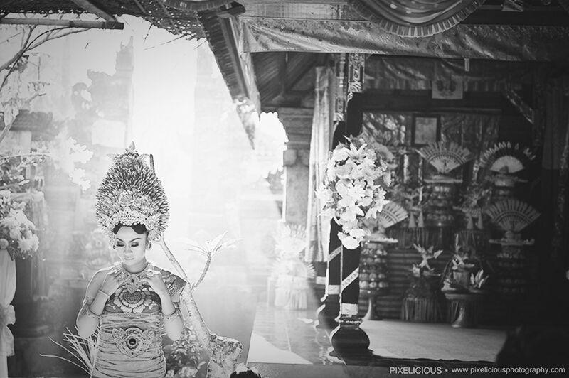 Balinese Wedding Wedding Photography