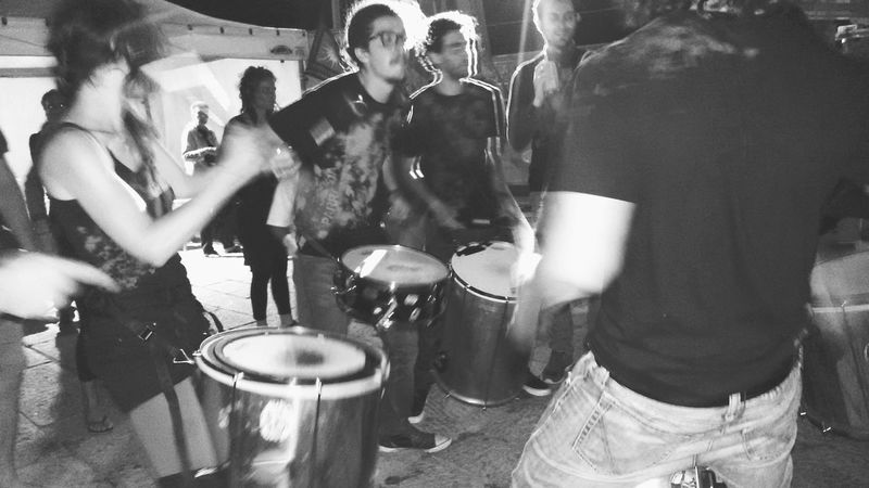 Performance Show Visual Feast The Street Photographer - 2016 EyeEm Awards Photography In Motion Live Music Photography Popular Photo People_bw Need For Speed Moods & Feelings The Purist (no Edit, No Filter) Original Experiences Reflection Obsession Imperfectly Perfect Showing Imperfection Cinematic Photography The Human Condition Life In Motion Music Is Life Musician Bands Musician's Life People Together Monochrome Market