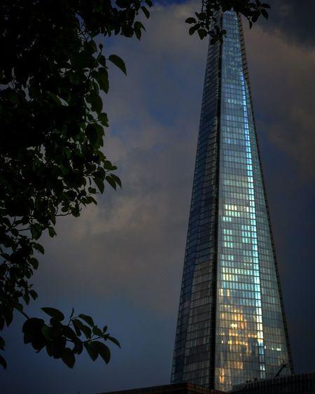 London The Architect - 2016 EyeEm Awards Theshard Theshardlondon The Innovator Modern Modern Architecture Design London Bridge