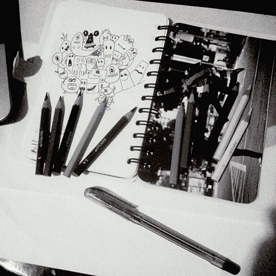 Art, Drawing, Creativity Moster