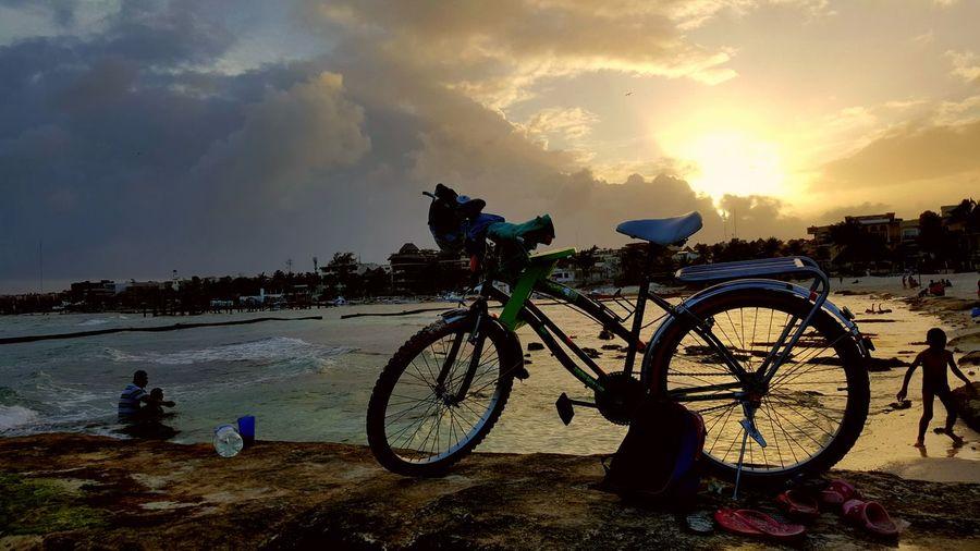 Bicycle Beach