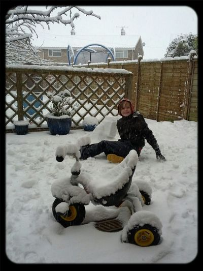 Snow! Snow Enjoying Life