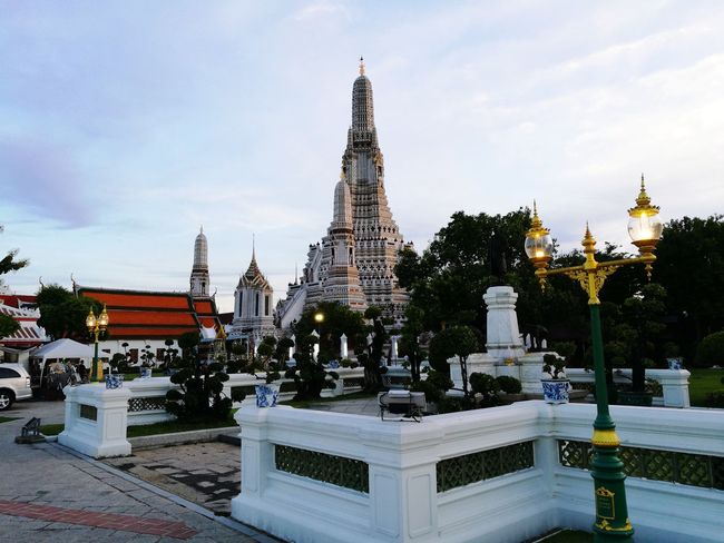Religion Travel Destinations Architecture Business Finance And Industry No People Landscape Watarun