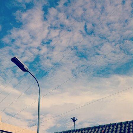 Jakarta's morning sky Cloudchaser Rekamjakarta Photography