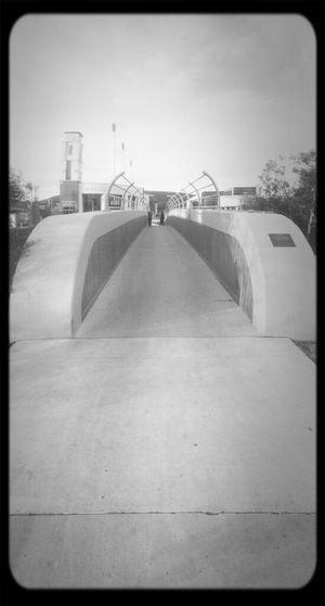 City Black And White Bridge Thousand Oaks Eye4photography  CLU