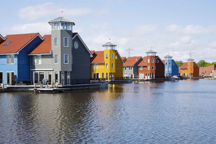 Architecture Dutch Water Living House Zerofotografie.nl OpenEdit Photographer Netherlands Cityscapes Paint The Town Yellow