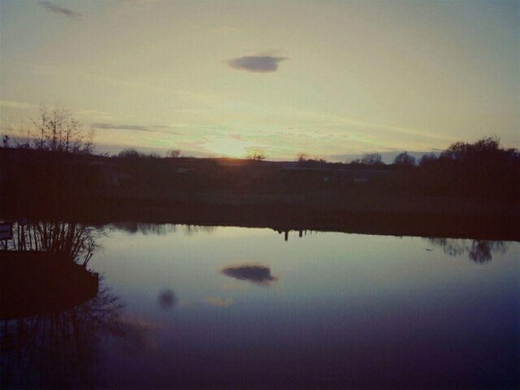 I Love When Sun Goes Down