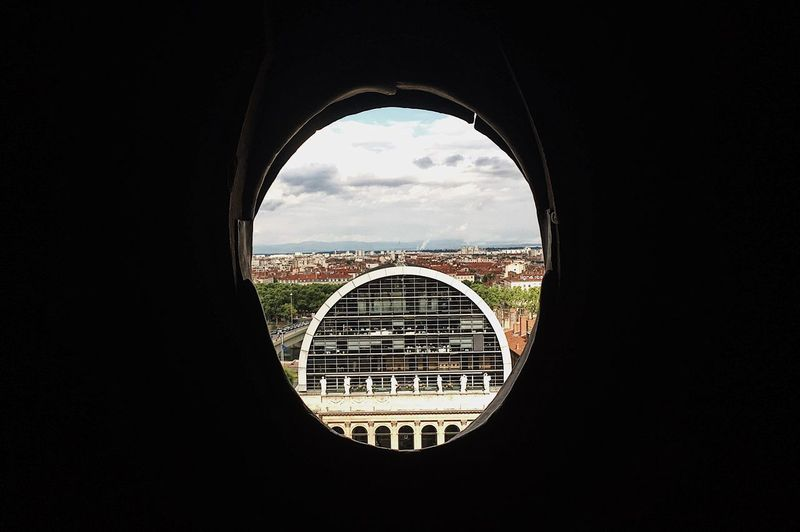 Opéra Lyon The Graphic City Circle Window Architecture No People Indoors  Built Structure Day The Architect - 2018 EyeEm Awards