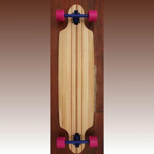 Bamboo Longboard Longboards Theradblackkids Designedinla Onsalenow Thetashapromodel Dropthroughdeck