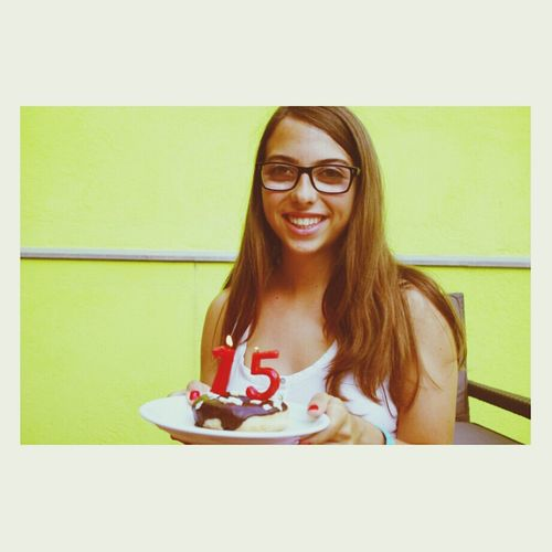 Clara's birthday.