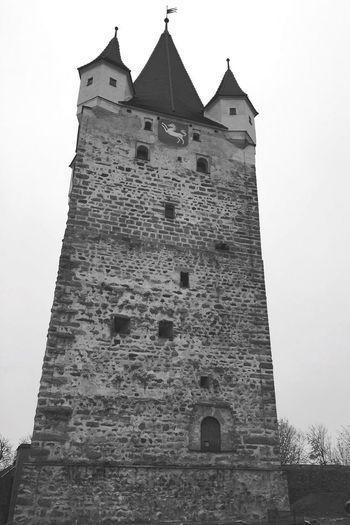 Burgturm Turm