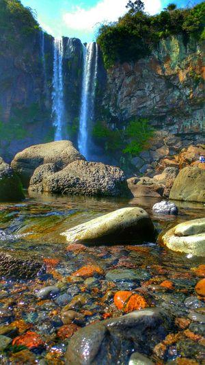 Nature Water Waterfall