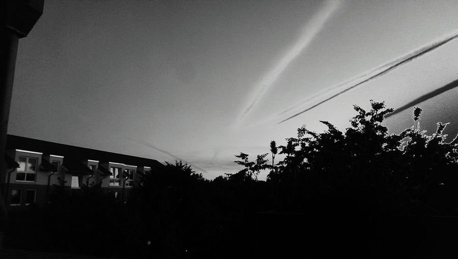 Solarisation Photography Sun Set Black & White