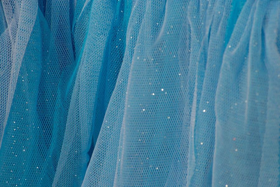 Texture Glitter Sparkle Blue Background Rough Texture