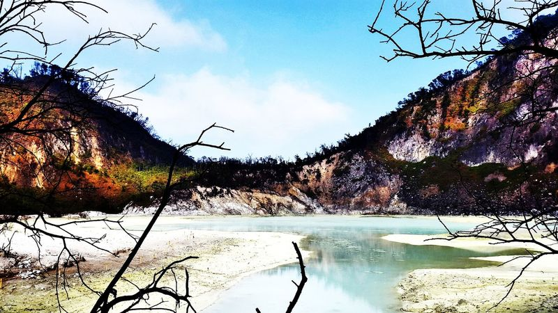 Nature Beauty In Nature Scenics Crater Lake Samsung Photography Travel Volcanic Lake No People,