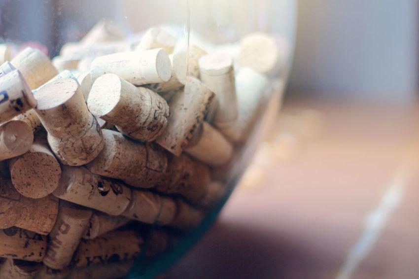 Close-up Cork - Stopper Corks Food And Drink Freshness Indoors  Indoors  Inside Interior No People Restaurant Wine Wine Cork