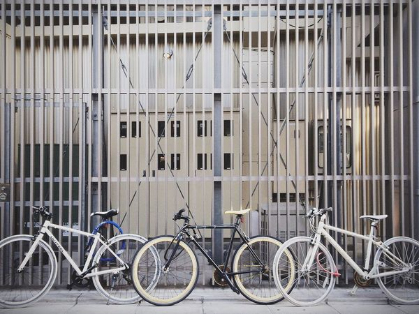 """ X or I or O "" Alphabetography Shootermag_japan The EyeEm Facebook Cover Challenge Minimalism EyeEm Best Shots EyeEm Best Edits On Your Bike The Street Photographer - 2015 EyeEm Awards The Architect - 2015 EyeEm Awards Bicycle"