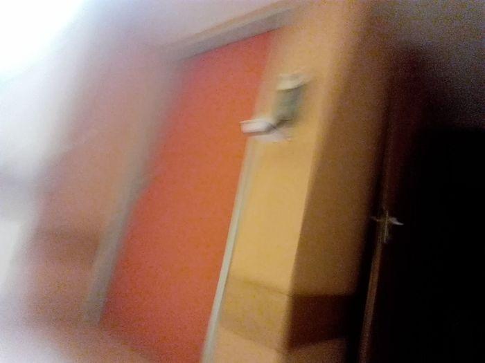 Gelb Rot Tür