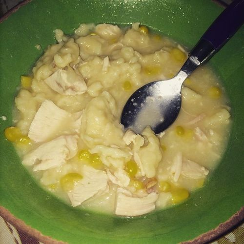 Chickenrevelsoup Homecookedsoup Familybonding Longdriveahead