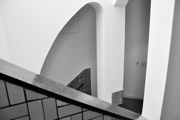 Architectural Feature Architecture Blacckandwhite Black & White Black And White Blackandwhite Blackandwhite Photography Building Built Structure Greyscale Stairway Stairways