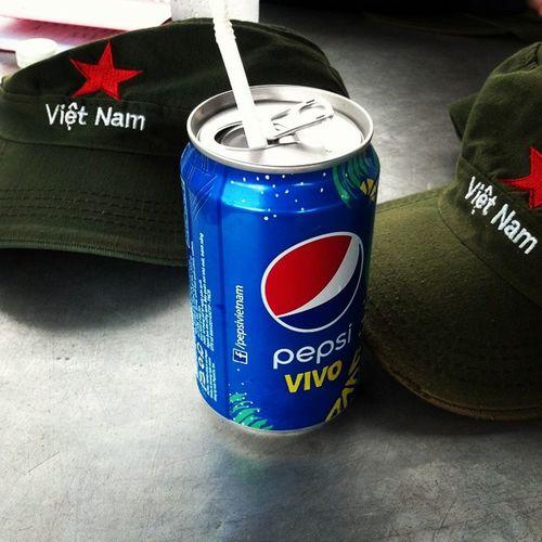 เป๊ปซีเวียดนาม เวียดนามทริป หายเหนื่อย สดชื่น