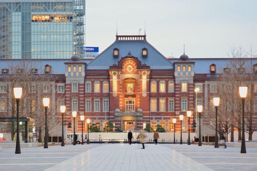Tokyo Station Nikon D7100