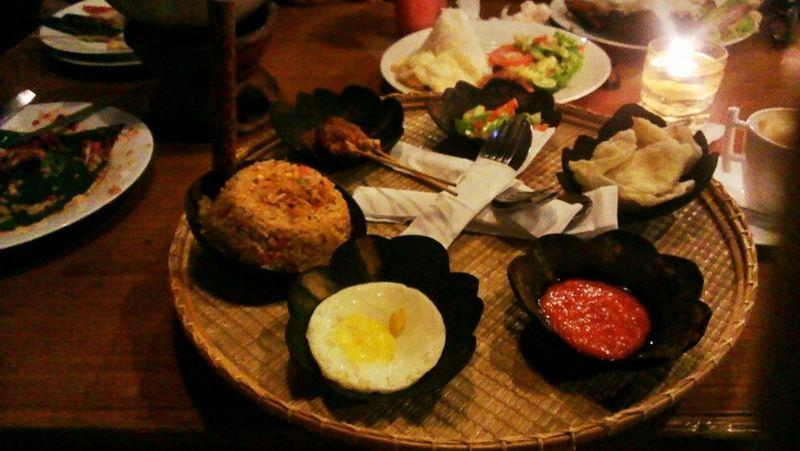 Nasi Goreng - Fried Rice Nongkrong Di Bandung