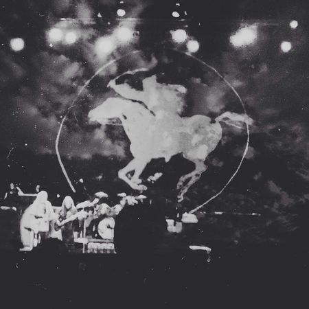 The Illusionist - 2014 EyeEm Awards Double Exposure Concert Neil Young