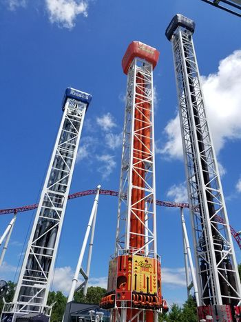 Ride Rides Tower Towers Towers And Sky Reeses Hershey's Hershey Kiss Kisses Hersheypark Hershey Park Getty+EyeEm Collection Eye4photography  EyeEmNewHere Golf Club Amusement Park Ride Industry Arts Culture And Entertainment Amusement Park Business Finance And Industry Rollercoaster Drilling Rig Metal Manufacturing Equipment Ferris Wheel Big Wheel