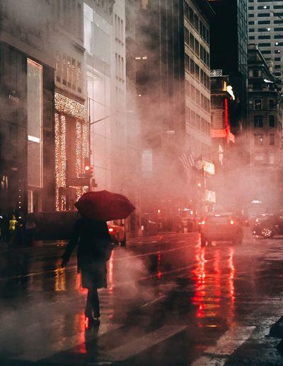 In The Red New York City Streetphotography The Week On EyeEm The Week On EyeEm