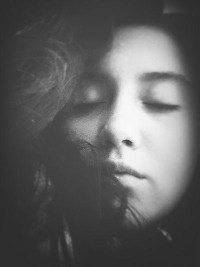 Sleeping Winter Blackday