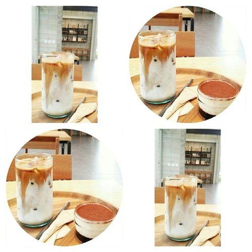 알렉스더커피 Alexthecoffee 백암카페 용인카페 카페라떼 아이스라떼 icelatte 맛스타그램 먹스타그램 커피가 고소해 고소해 ? 커피가 맛있어 맛있어 ?