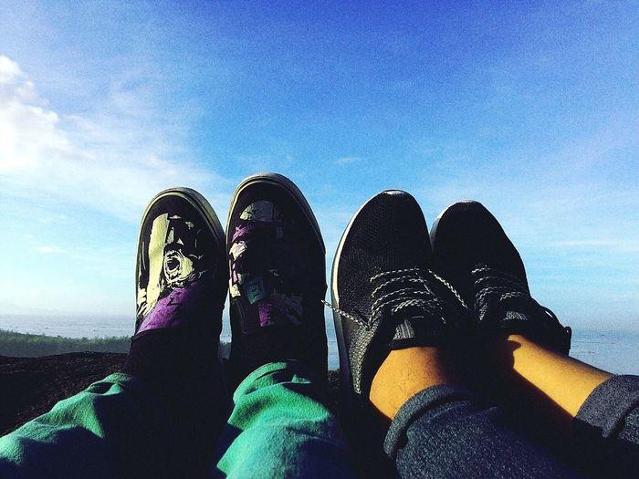 Best of friends. 😊 Bestfriends Goodday That's Us