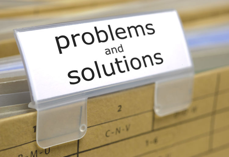 problems and solutions printed on paper folder Office Folder Paper Paperwork Text Communication Close-up Box - Container Label Box Still Life Business Industry Finance Finance And Economy Economy Corporate Business Lawn Question Answer Rules Regulations Order Maintenance SUPPORT