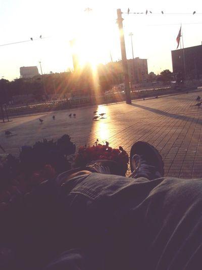 Güneş'in parıltısı Sun Sunshine ☀ First Eyeem Photo