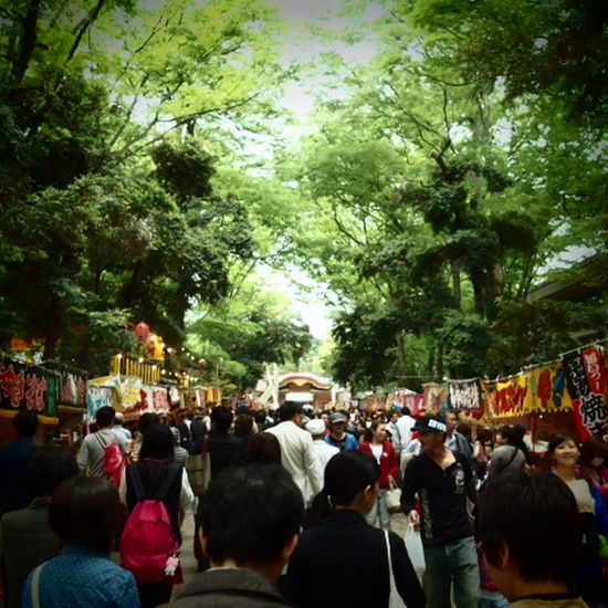 Kurayami Matsuri くらやみ祭 Tokyo Days Japan Scenery Shrine Japanese Festival