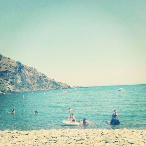 Petit coin de paradis .. Beach Sun Sea Cervera 👙☀🌴