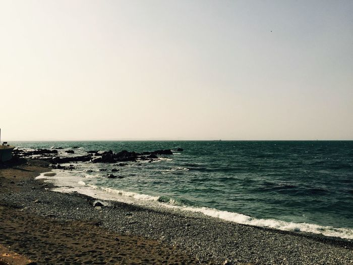 호미곶 해파랑길 맑은날