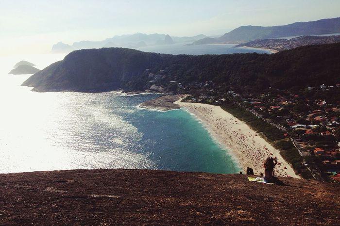 Quando a paisagem é o paraíso Itacoatiara